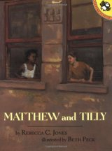 Matthew and Tilly by Rebecca C Jones