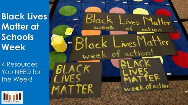 Black Lives Matter at Schools Week