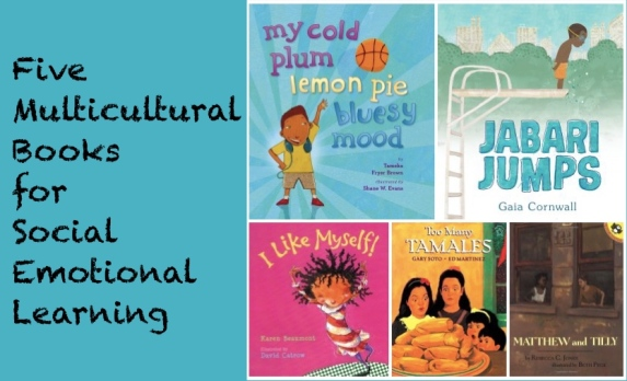 Five Multicultural Books for Social Emotional Learning