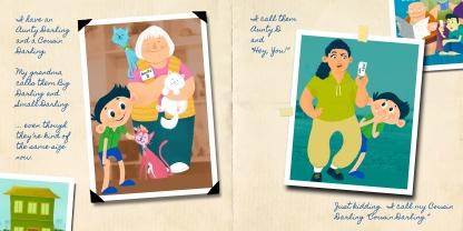 "page 8-9 darlings of ""Ordinary 'Ohana"""