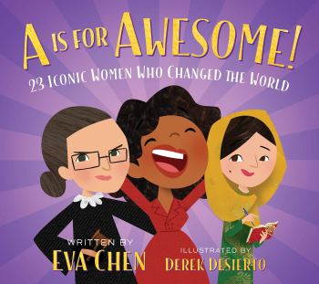 A is for Awesome! by Eva Chen