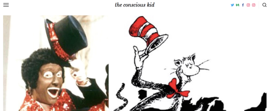 The Conscious Kid Blog About Dr. Seuss