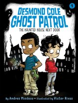 Desmond Cole Ghost Patrol by Andres Miedoso