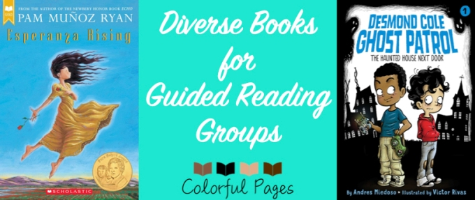 Diverse Books for Guided Reading Groups
