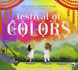 Festival of Colors by Sehgal