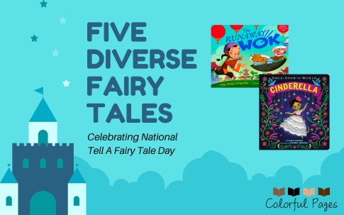 Colorful Pages - Five Diverse Fairy Tales